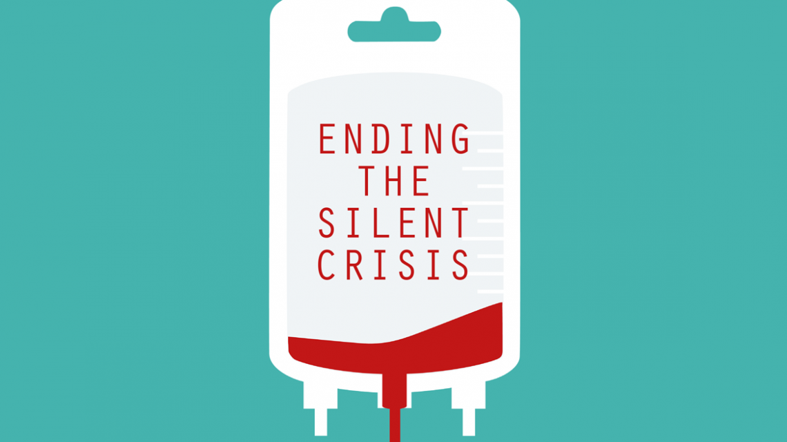 Ending the silent crisis